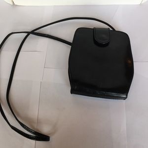 Handbags - Italian leather cross body purse